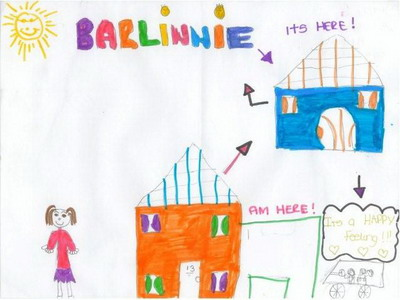 Barlinnie's drawing