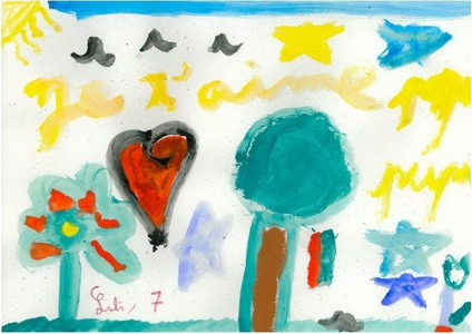 Lili's painting