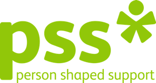 Person Shaped Support Logo