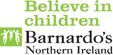Barnardo's Believe in Children - Northern Ireland Logo