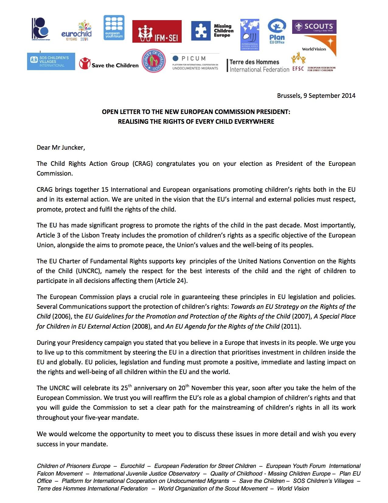CRAG-open-letter-Jean-Claude-Juncker_Sept2014