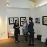 COPE_Liz at Roda exhibition_02.02.2016