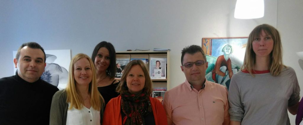 Alternative Sociale from Romania visits FFP in Norway