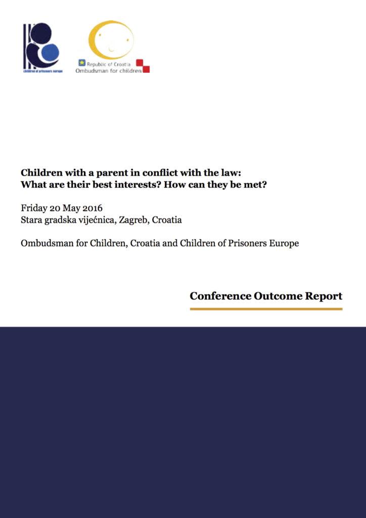 COPE_Zagreb conference outcome report_2016